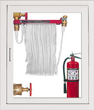 Fire Hose, Extinguisher and Valve Cabinets - Guardian Fire ...